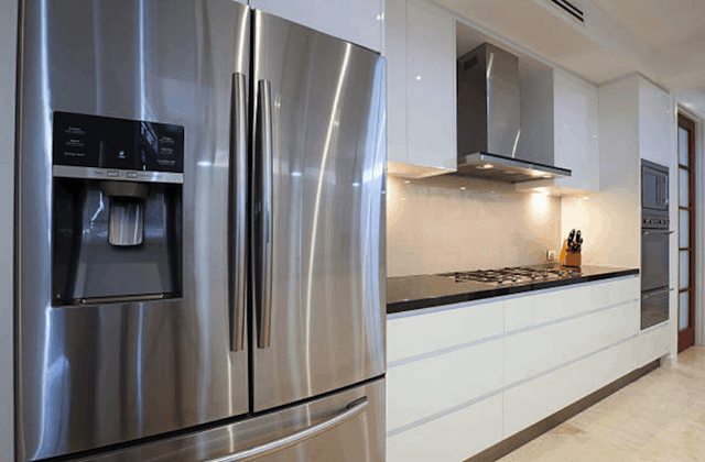modern refrigerator model