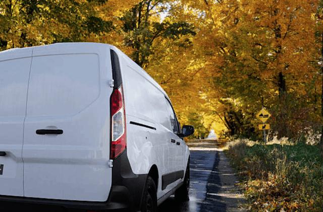 spokane valley appliance repair service van
